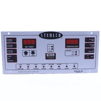 * STERLING STERLCO M2A PID AUTO-TUNING TEMPERATURE CONTROLLER