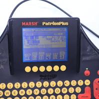* VIDEOJET TECHNOLOGIES MARSH PATRIONPLUS P/N 29902 OPERATOR CONTROL PANEL