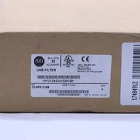 * NEW ALLEN BRADLEY 22-RF012-BS LINE FILTER 3-PHASE 380-480VAC 12AMP