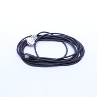 * NEW OMRON CS1W-CN625 PROGRAMMING CABLE 19.69'