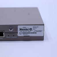 ACCEDIAN NETWORKS AMN-1000-TE 501-018-11 MEDIA CONVERTER