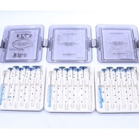 * QTY. (1) ST. JUDE MEDICAL SJM TAILOR TAR-505 ANNULOPLASTY RING SIZER SET
