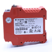 * ALLEN BRADLEY MSR138DP 440R-M23147 SAFETY RELAY
