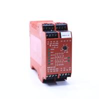 * ALLEN BRADLEY MSR138.1DP 440R-M23088 SAFETY RELAY