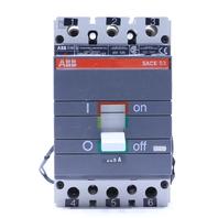 * ABB SACE S30 S3B225TDDAS8 225 AMP CIRCUIT BREAKER