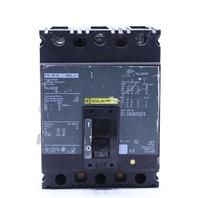 * SQUARE D FAL34025 25 AMP 480 VAC CIRCUIT BREAKER
