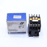 * NEW SCHNEIDER ELECTRIC TELEMECANIQUE CA2DN226K7 100V COIL 50/60HZ CONTROL RELAY