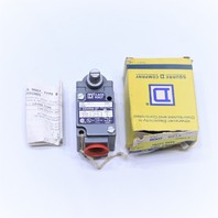 * NEW SQUARE D 9007-B51A LIMIT SWITCH