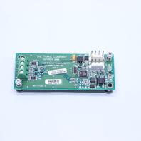 * TRANE 6400-1104-03 X13650728-05 UCP3 DUAL BINARY INPUT CIRCUIT BOARD
