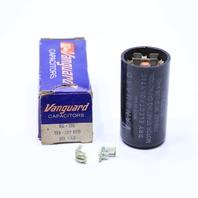 * NEW VANGUARD BC-189 189-227 MFD 125 VAC MOTOR START CAPACITOR