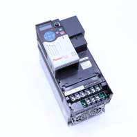 ALLEN BRADLEY 25B-D024N114 POWERFLEX 525 DRIVE 380 - 480 VAC 11 KW 15 HP. 24 AMP