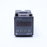 FUTURE DESIGN CONTROL FDC-C91 FDC-C91-411100 TEMPERATURE LIMIT CONTROLLER