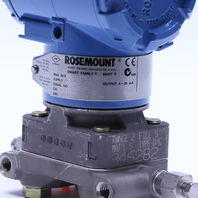 NEW ROSEMOUNT 3051 CD2A22A1AB4 PRESSURE TRANSMITTER DIFFERENTIAL