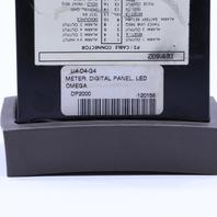 OMEGA DP2000 DIGITAL PANEL MOUNT