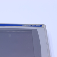 ALLEN BRADLEY 2711P-RDT10C PANELVIEW PLUS 1000 COLOR TOUCH DISPLAY MODULE