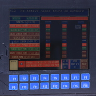 ALLEN BRADLEY 2711-K9C9 /C PANELVIEW PLUS 900 COLOR OPERATOR INTERFACE