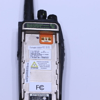 MOTOROLA XPR 6550 AAH55QDH9LA1AN RADIO NO BATTERY