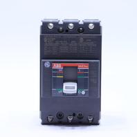 ABB SACE TMAX XT1N125 30A 3 POLE CIRCUIT BREAKER