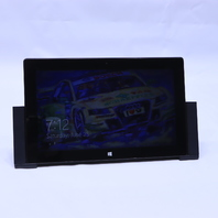 MICROSOFT SURFACE PRO TABLET W/ 1617 CHARGING DOCK