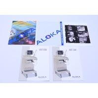 * ALOKA SSD-1400 ULTRASOUND SYSTEM BROCHURES