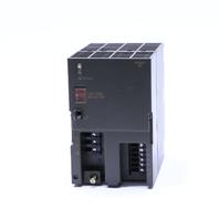 SIEMENS SMATIC PS307 6ES7 307-1EA00-0AA0 POWER SUPPLY