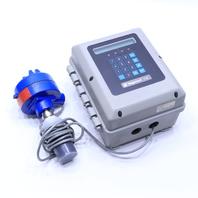 MAGNETROL 344 ULTRASONIC TRANSMITTER CONTROLLER 344-0442-100 W/ 384-5K10-003