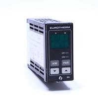 EUROTHERM 808 808/T1/D1/R1/0/0/QLS/ (AJHC256)/CE TEMPERATURE CONTROLLER