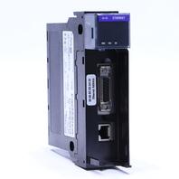ALLEN BRADLEY 1756-ENET /B F/W 2.6 ETHERNET TCP/IP COMMUNICATION INTERFACE