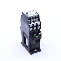 SIEMENS 3TF4222-0B CONTACTOR 24V COIL