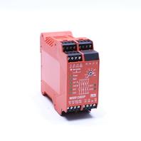 ALLEN BRADLEY MSR138DP 440R-M23143 SAFETY RELAY