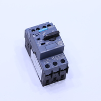 SIEMENS 3RV2021-4PA10 CIRCUIT BREAKER