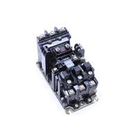 * ALLEN BRADLEY 509-BOD SIZE 1 STARTER 115-120V COIL 50-60HZ w/ (2) 595-A
