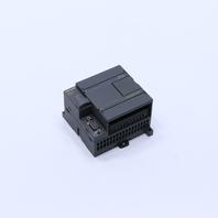 * SIEMENS 6ES7 212-1AB23-0XB0 SIMATIC S7-200 CPU 222 COMPACT UNIT DC POWER SUPPLY