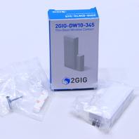 * NEW 2GIG 2GIG-DW10-345 THIN DOOR WINDOW CONTACT