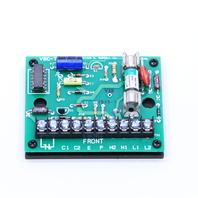 ARTHUR G RUSSELL VBC-73SHD CONTROL BOARD