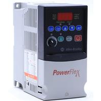 ALLEN BRADLEY POWERFLEX 4 22A-D4P0N104 /A 2HP 1.5KW 4 A AC DRIVE