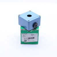 SCHNEIDER ELECTRIC XAP M1201 PUSHBUTTON ENCLOSURE