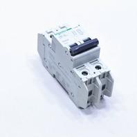 SCHNEIDER ELECTRIC MULTI 9 C60 2 POLE CIRCUIT BREAKER