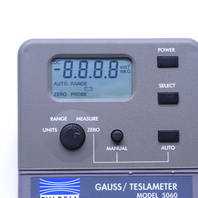 F.W. BELL GAUSS TESLAMETER 5060 TEST PROBE