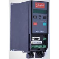 DANFOSS VLT 2900 VLT2915PT4B20STR0DBF00A21C1 1.5kW 2HP DRIVE