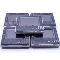 QTY. (1) INTERMEC CV41 CV41ACA1A1ANA01A MOBILE COMPUTER DISPLAY