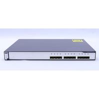 CISCO WS-C3750G-12S-E NETWORK SWITCH