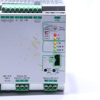 PHOENIX CONTACT QUINT-UPS/1AC/1AC/500VA UNINTERRUPTIBLE POWER SUPPLY