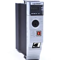 * NEW ALLEN BRADLEY 1756-L82E SER B 1756L82E CONTROLLOGIX 5MB CONTROLLER