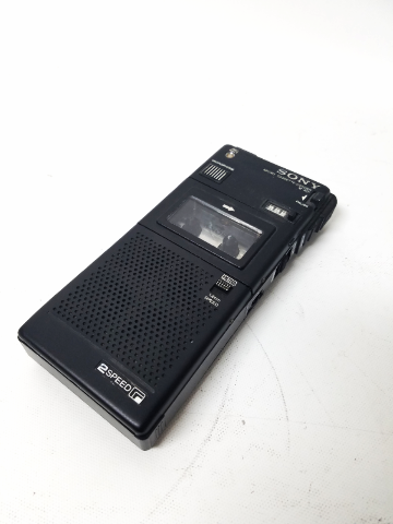 Vintage Sony M-201 Micro Cassette Recorder