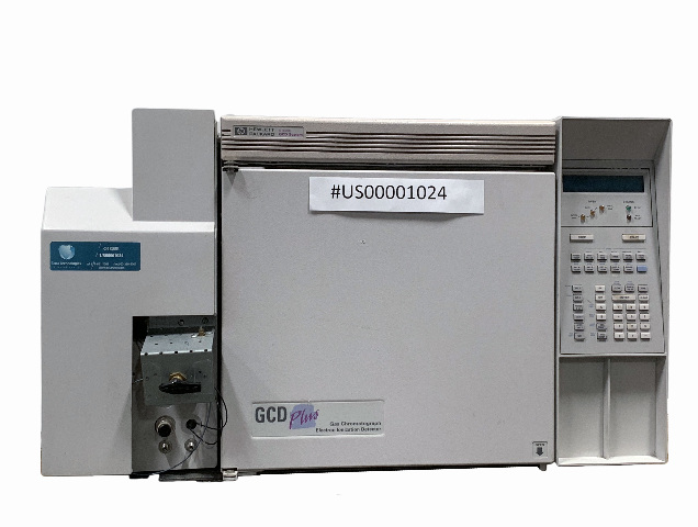 Hewlett Packard G1800B GCD System HP AGILENT GAS CHROMATOGRAPHY #US00001024