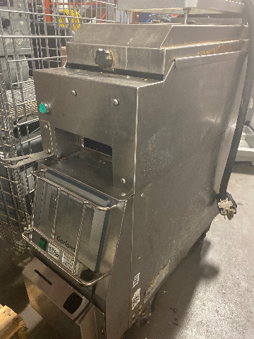 Garland CXBE12 Electric Dual Side Clamshell Broiler