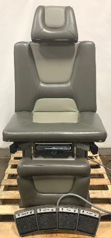 Ritter Midmark 119 Examination Procedure Chair Table 75 Special Edition