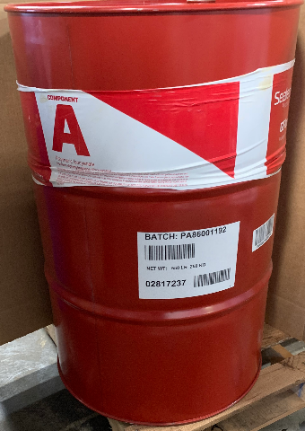 Instapak Sealed air G-Flex Gflex A chemical 55 Gal Drum 2018