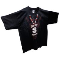 Authentic VINTAGE Cash Money Records XL T Shirt Juvenile Lil Wayne 90's HIP HOP